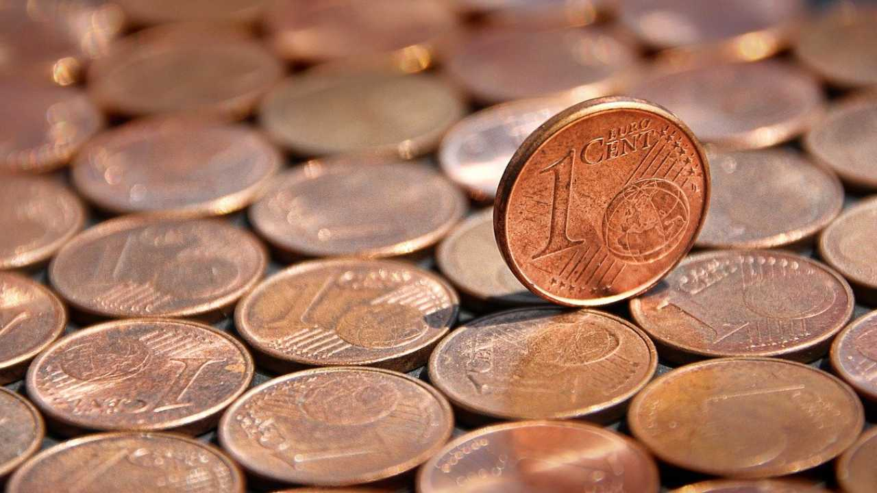moneta da un centesimo