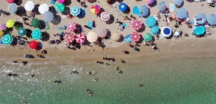 italiani in vacanze