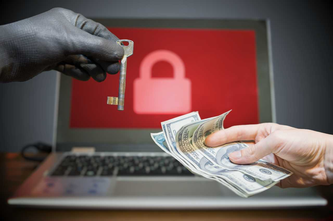 Ransomware (foto Adobestock)