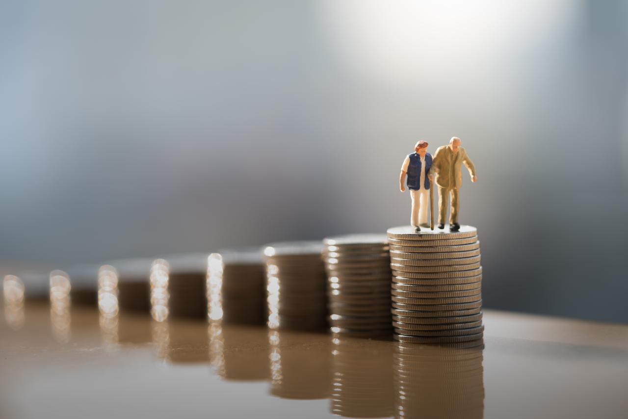 Come funziona il fondo pensione (foto Adobestock)