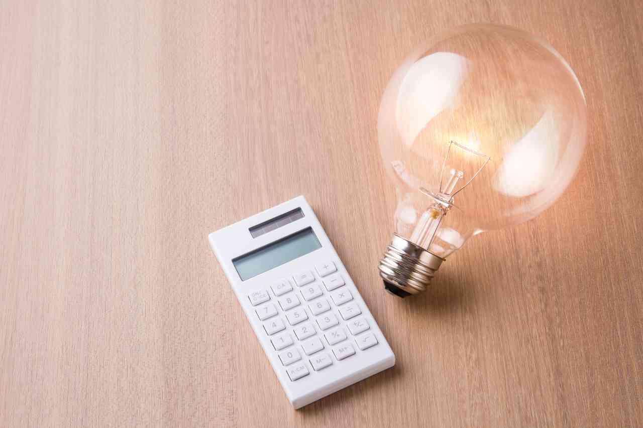Tariffa elettrica (foto Adobestock)