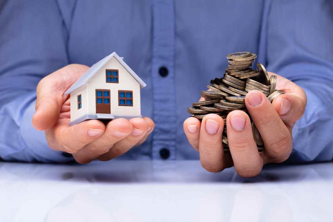 Come non pagare le tasse sulla casa (foto Adobestock)