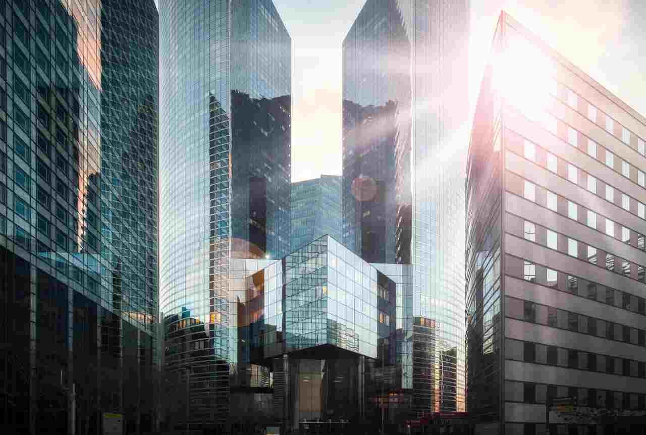 Le 100 banche più grandi del mondo (foto Adobestock)