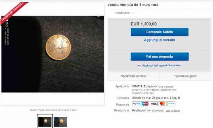 trovi una moneta e trovi un tesoro