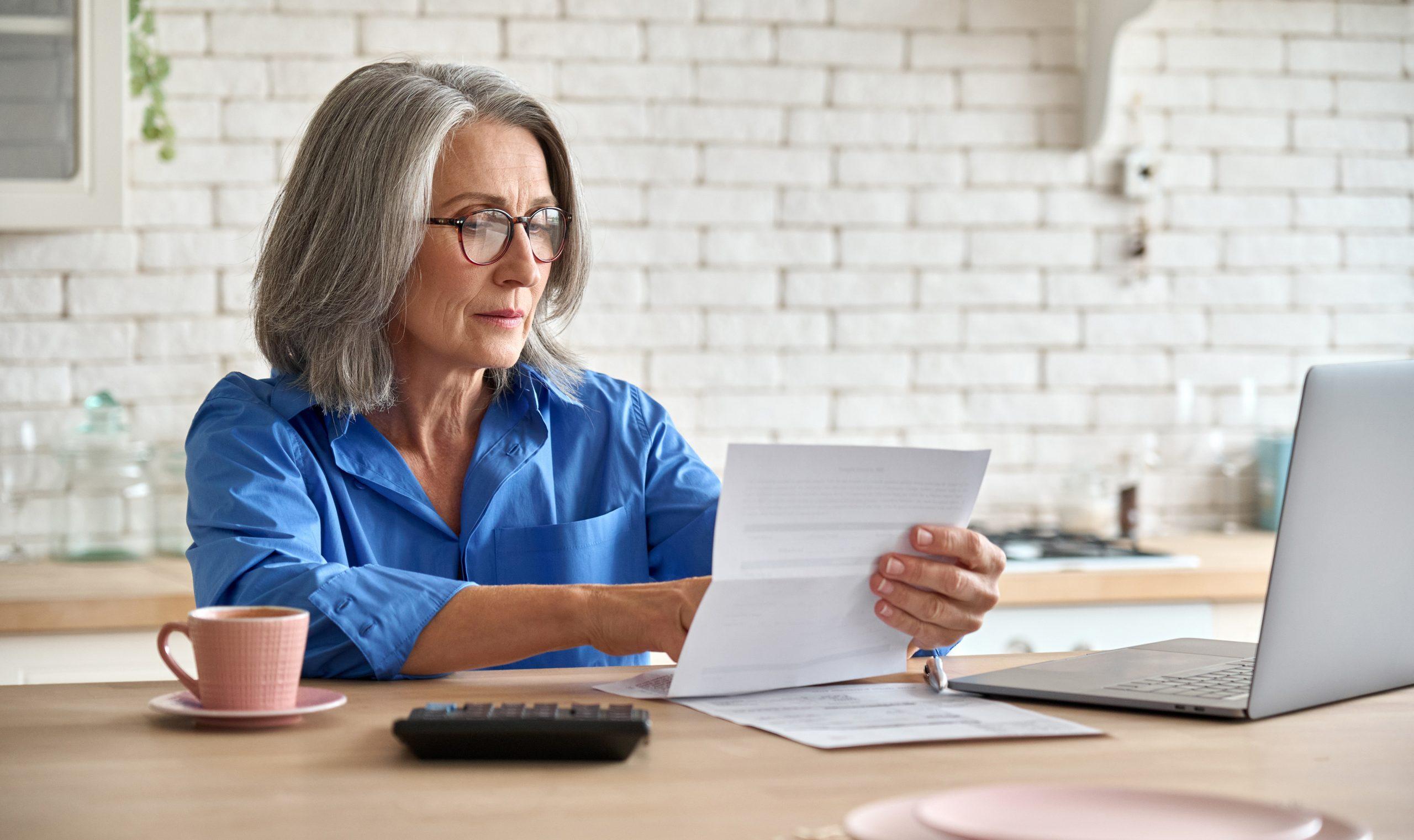 Opzione donna, quanto si perde con la pensione (foto Adobestock)