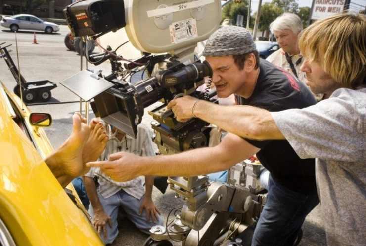 quentin tarantino il regista più pagato al mondo