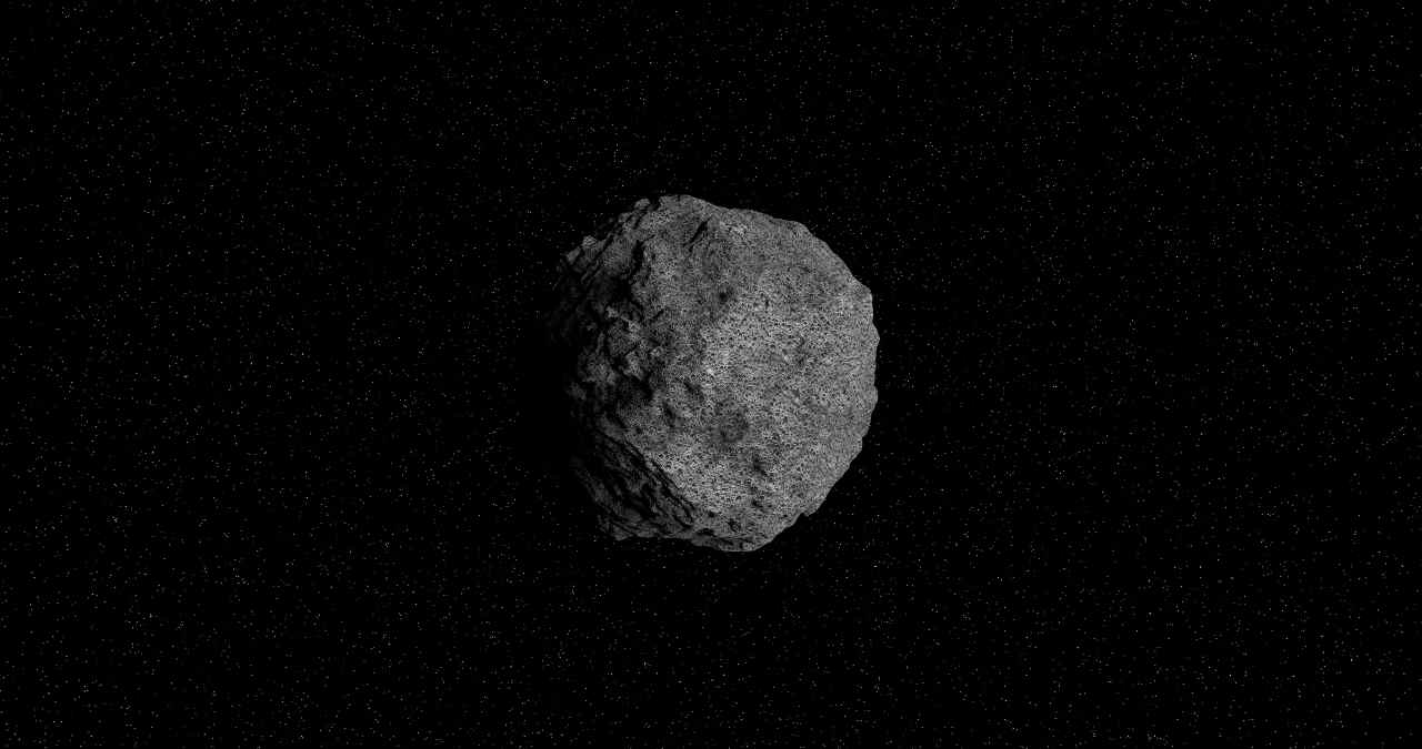 Asteroide d'oro (foto Adobestock)