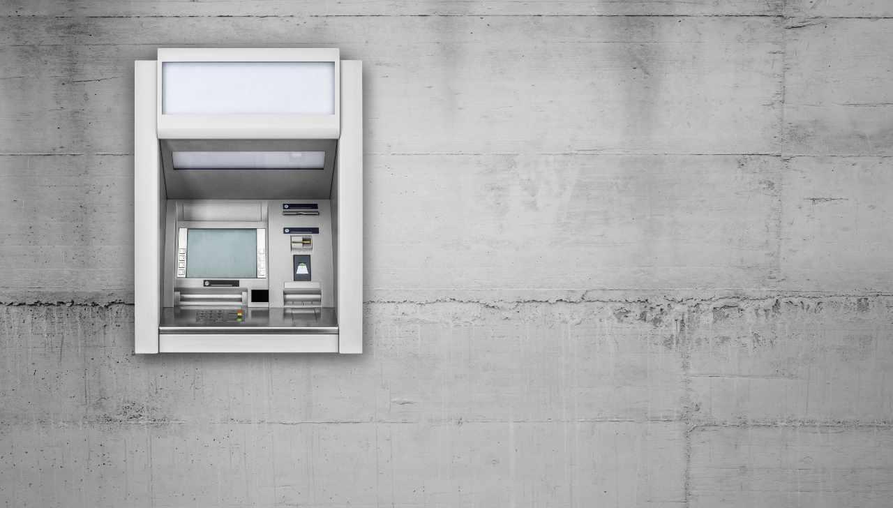 Bancomat (Foto Adobestock)