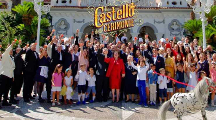 quanto costa il castello delle cerimonie