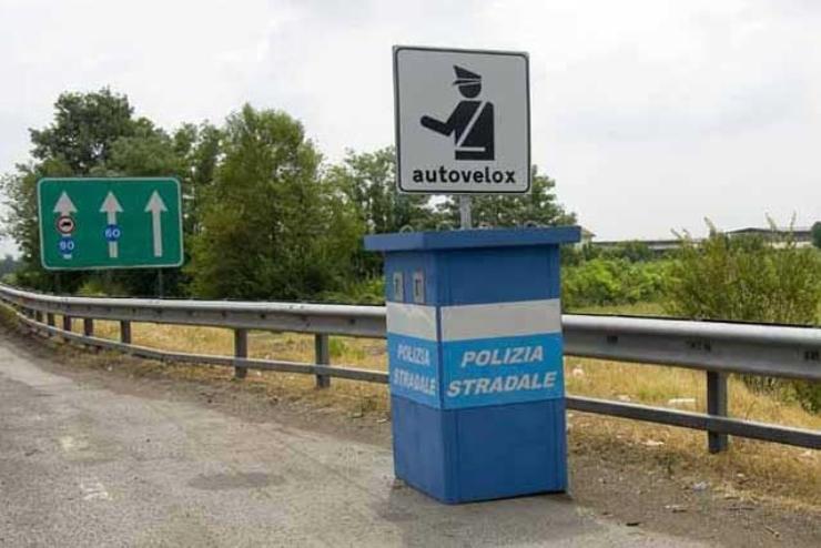 autovelox in italia