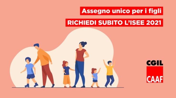 assegno unico per le famiglie