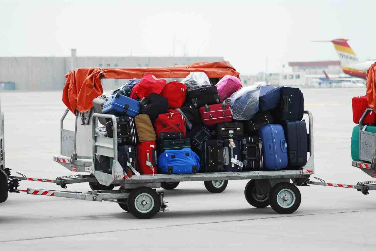 Bagaglio smarrito (foto Adobestock)