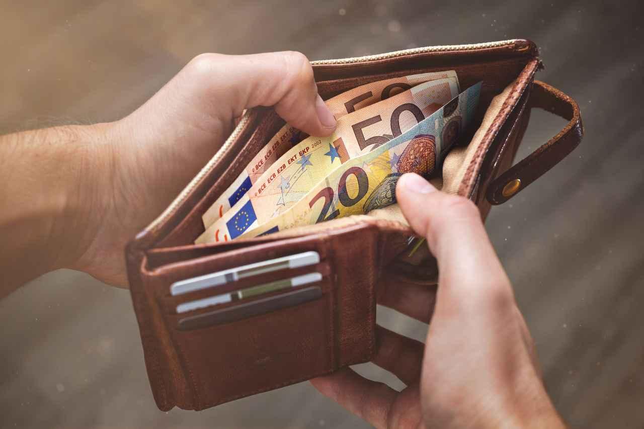 portafoglio (foto Adobestock)