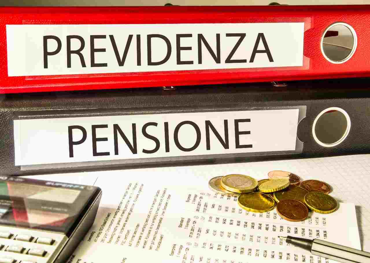 Pensioni (foto Adobestock)