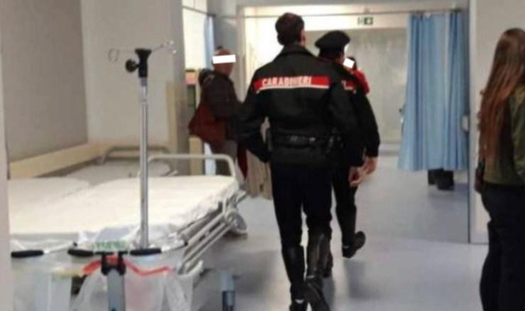 furti negli ospedali
