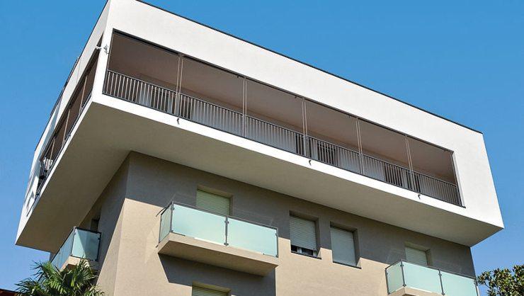 costruzioni su terrazzi e balconi