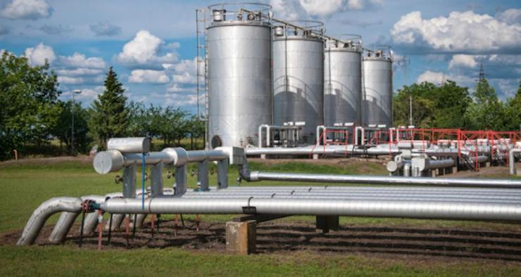 rincari gas metano