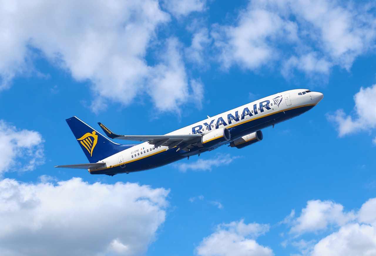 Ryanair (foto Adobestock)