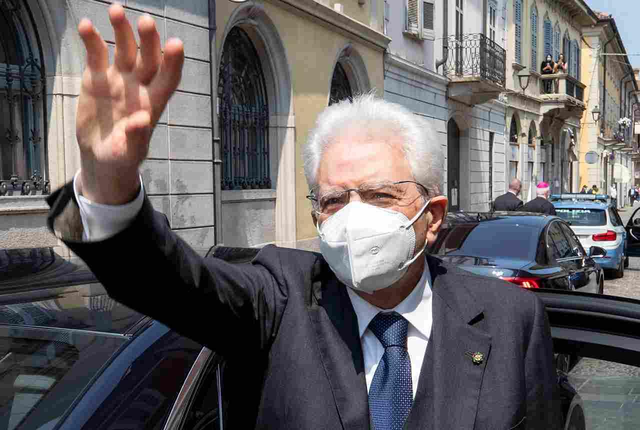 Mattarella (Foto Getty Images)