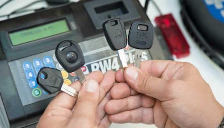 duplicazioni chiavi dell'auto